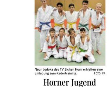 Horner Jugend im Trainingslager ( Weser-Kurier )