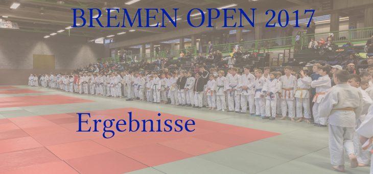 Ergebnisse BREMEN OPEN 2017