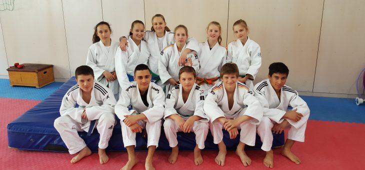 Horner Judoka zu Gast am Olympiastützpunkt Hannover