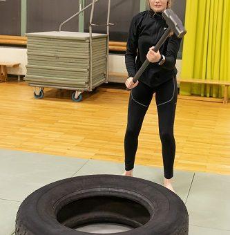Konstantina Askidis für Deutsche Meisterschaft qualifiziert