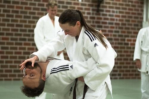 Kursangebot der Judoabteilung